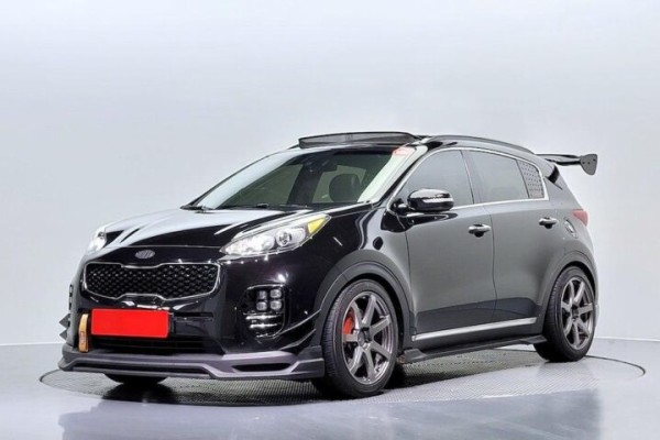 Kia Sportage 4th Generation 2016