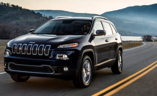 Jeep Cherokee отозван за выпуск трансмиссии