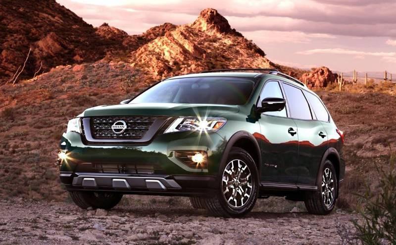 Nissan Pathfinder - сравнение