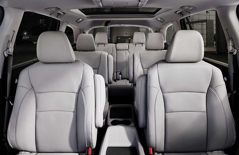 Honda Pilot - безопасность