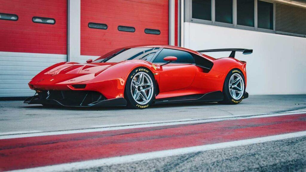 Сколько нужно ждать индивидуальную модель Ferrari