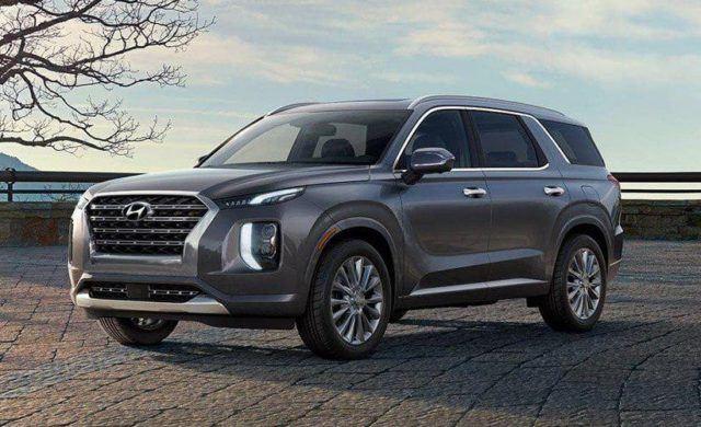Hyundai Palisade Limited 2020: плюсы и минусы