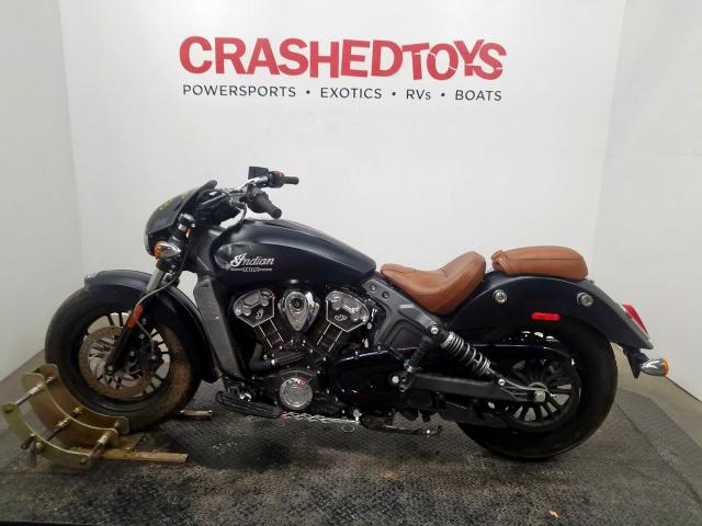 INDIAN MOTORCYCLE CO. SCOUT ABS 2015