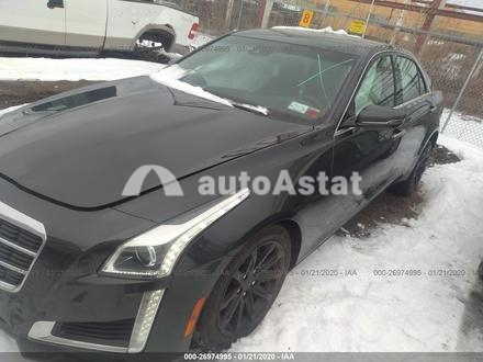 CADILLAC CTS LUXURY COLLECTION 2014