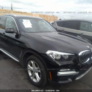 BMW X3 SDRIVE30I 2019