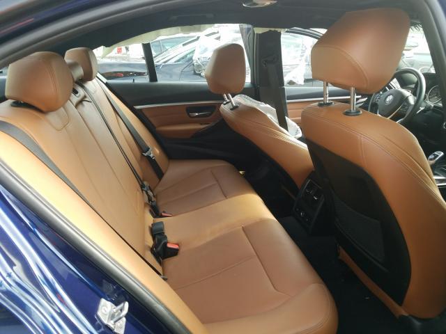 BMW 328 XI SULEV 2016