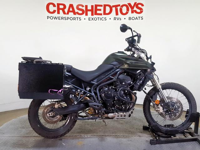 TRIUMPH MOTORCYCLE TIGER 800XC ABS 2013