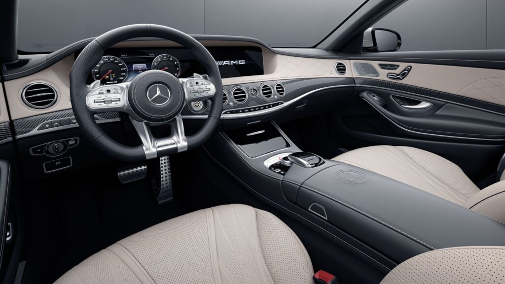 Mercedes-AMG S65 L 2019