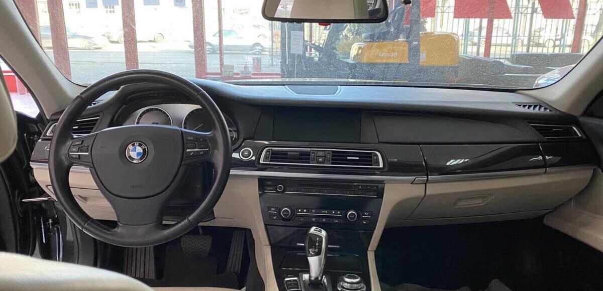 Купить BMW 740L 2010 в Украине - 14
