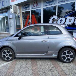 Купить FIAT 500e 2017 в Украине - 2