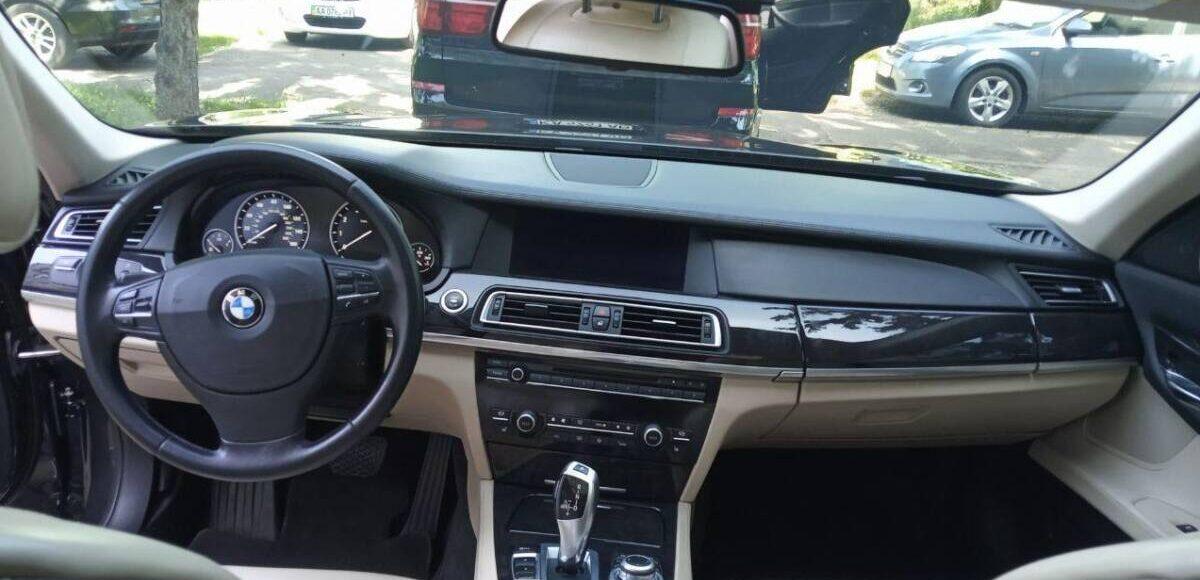 Купить BMW 740L 2010 в Украине - 8
