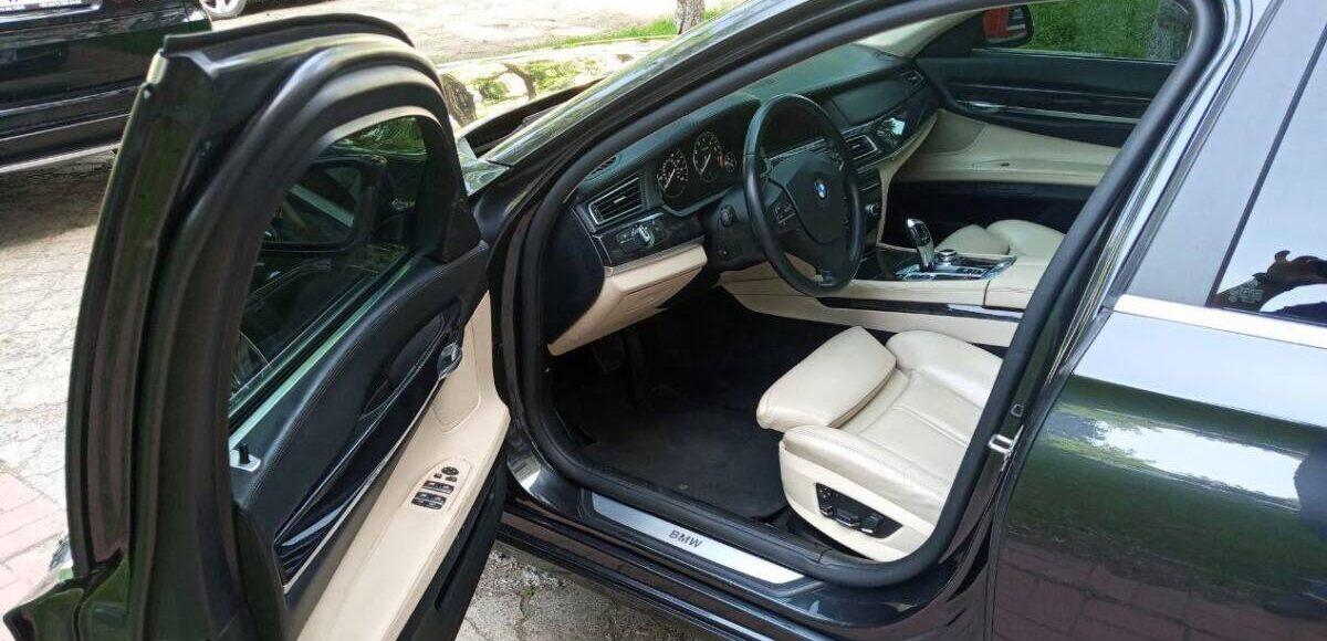Купить BMW 740L 2010 в Украине - 9