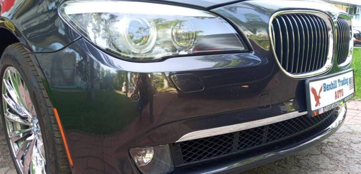 Купить BMW 740L 2010 в Украине - 6