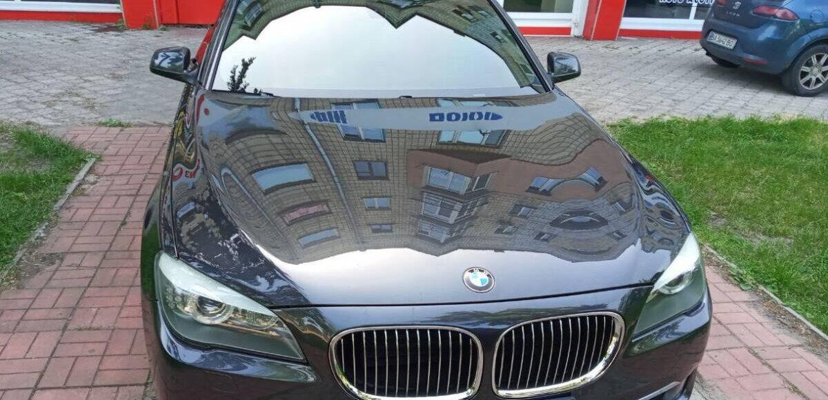 Купить BMW 740L 2010 в Украине - 1