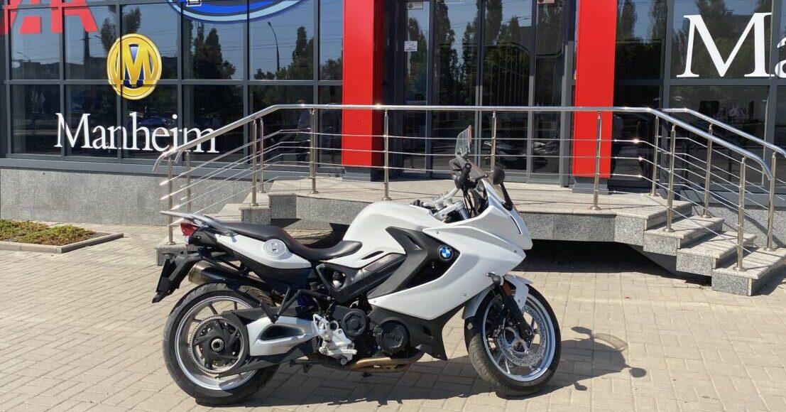 Купить BMW F800 GT 2015 в Украине - 1