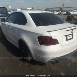 BMW 135 I/IS 2013