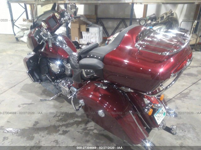 INDIAN MOTORCYCLE CO. ROADMASTER 2017
