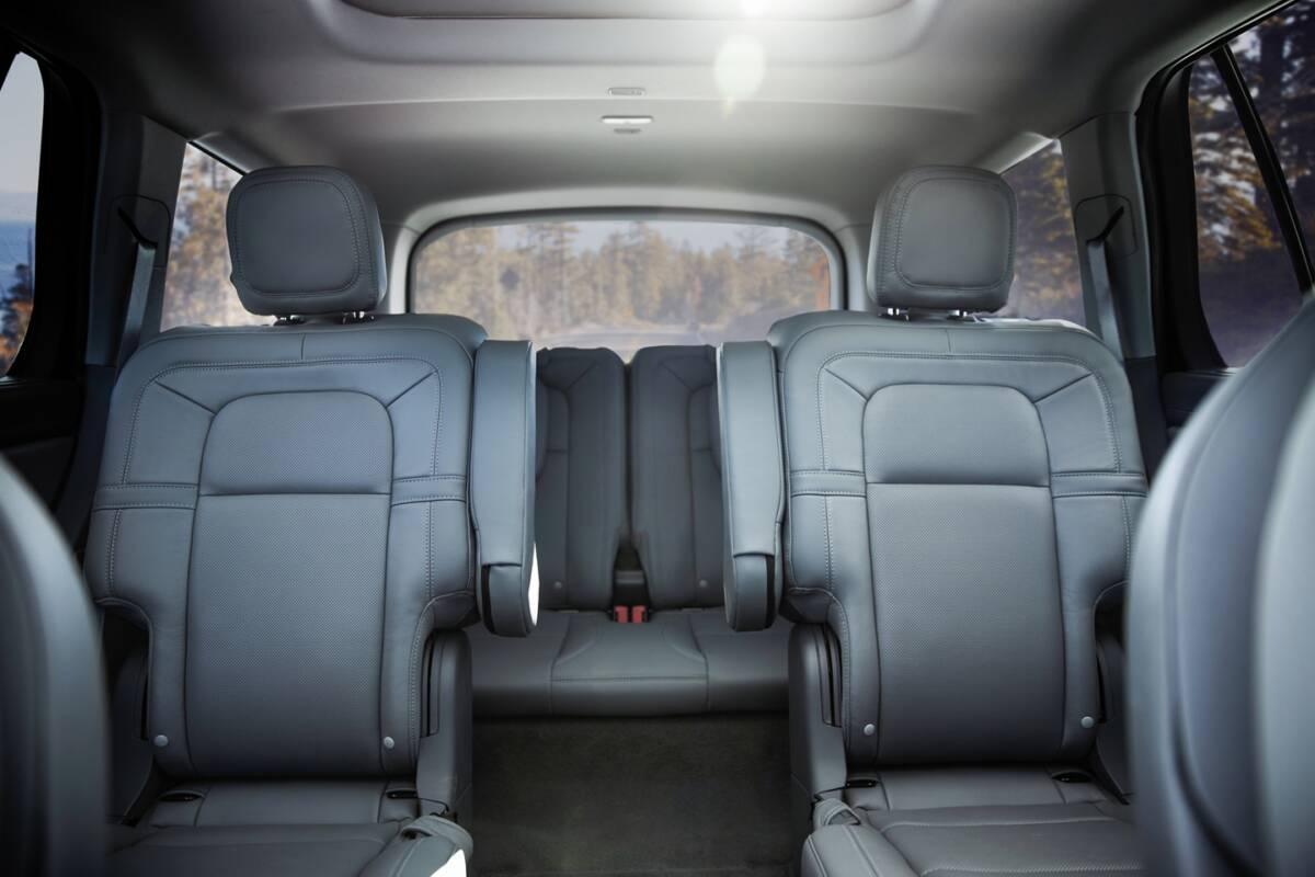 Lincoln Aviator Hybrid 2020