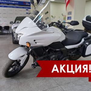 Купить АКЦИОННАЯ ЦЕНА! HONDA CTX700 2014 в Украине - 1