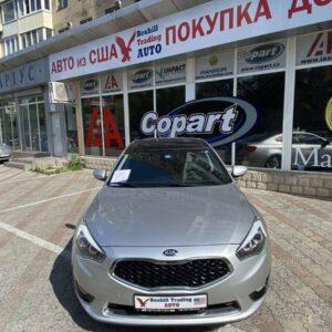 Купить KIA CADENZA PREMIUM 2015 в Украине - 2