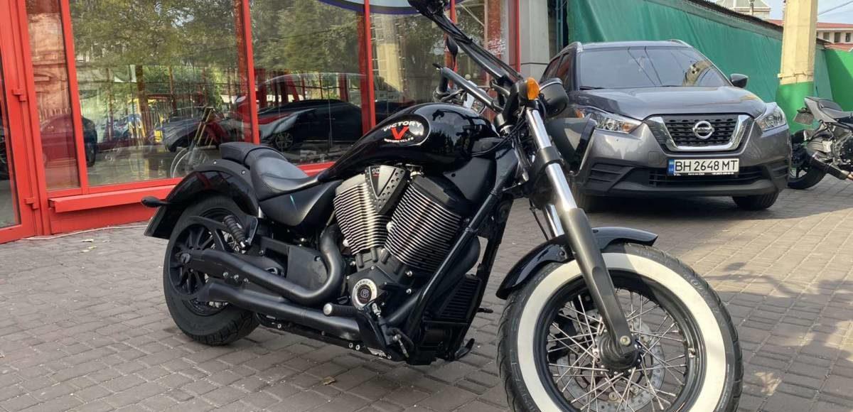 Купить VICTORY MOTORCYCLES HIGH-BALL 2015 в Украине - 2