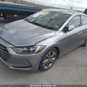 HYUNDAI ELANTRA SE/VALUE/LIMITED 2017