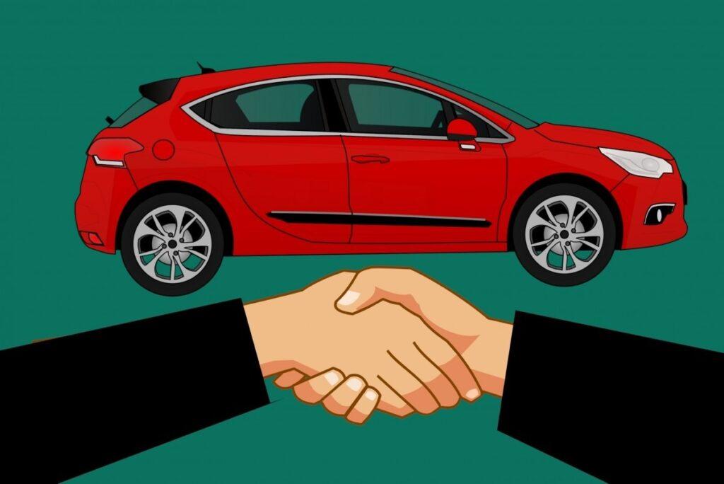 Процесс покупки авто в Copart