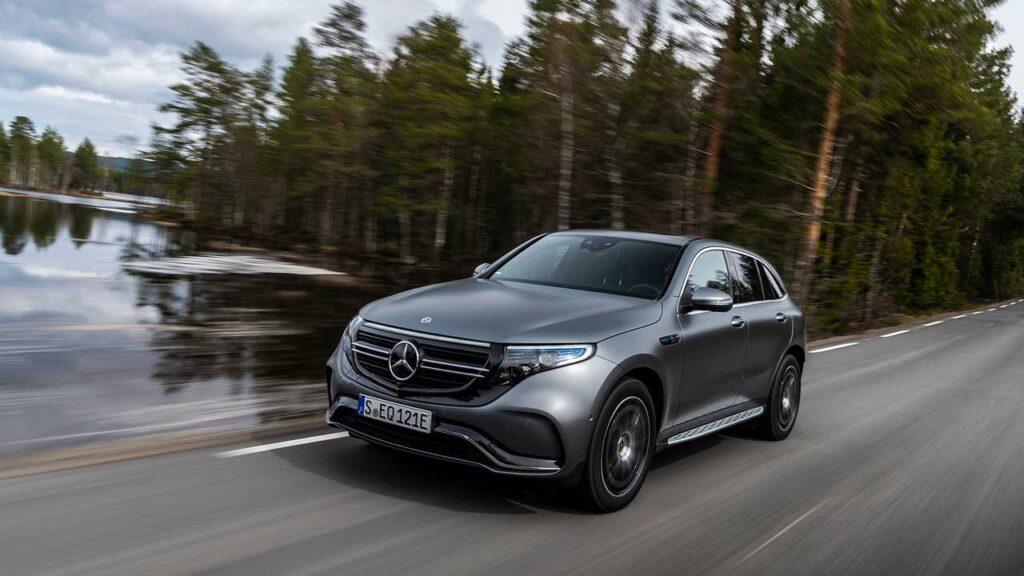 EQC Mercedes-Benz