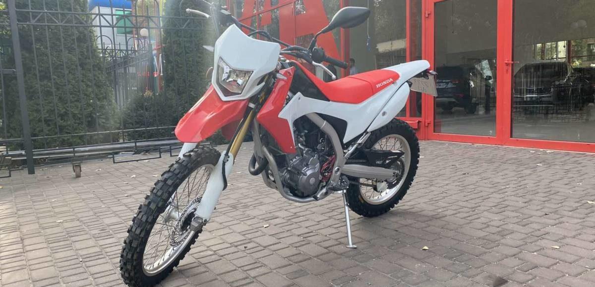 Купить HONDA CRF250 2015 в Украине - 3