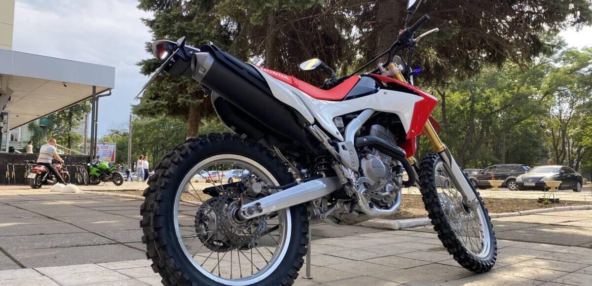 Купить HONDA CRF250 2015 в Украине - 7