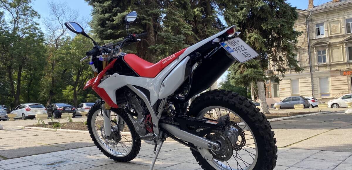 Купить HONDA CRF250 2015 в Украине - 8