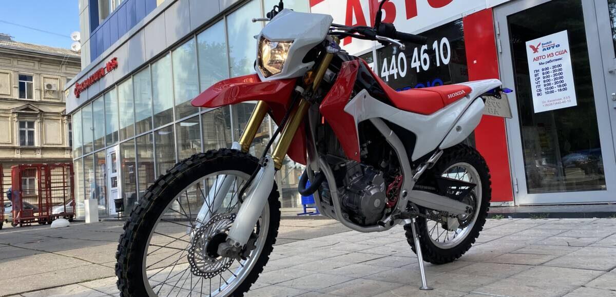 Купить HONDA CRF250 2015 в Украине - 1