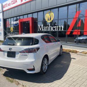 Купить LEXUS CT 200 2016 в Украине - 5