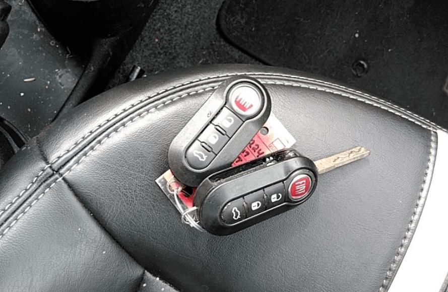 Купить FIAT 500e 2017 из США в Украине - 11