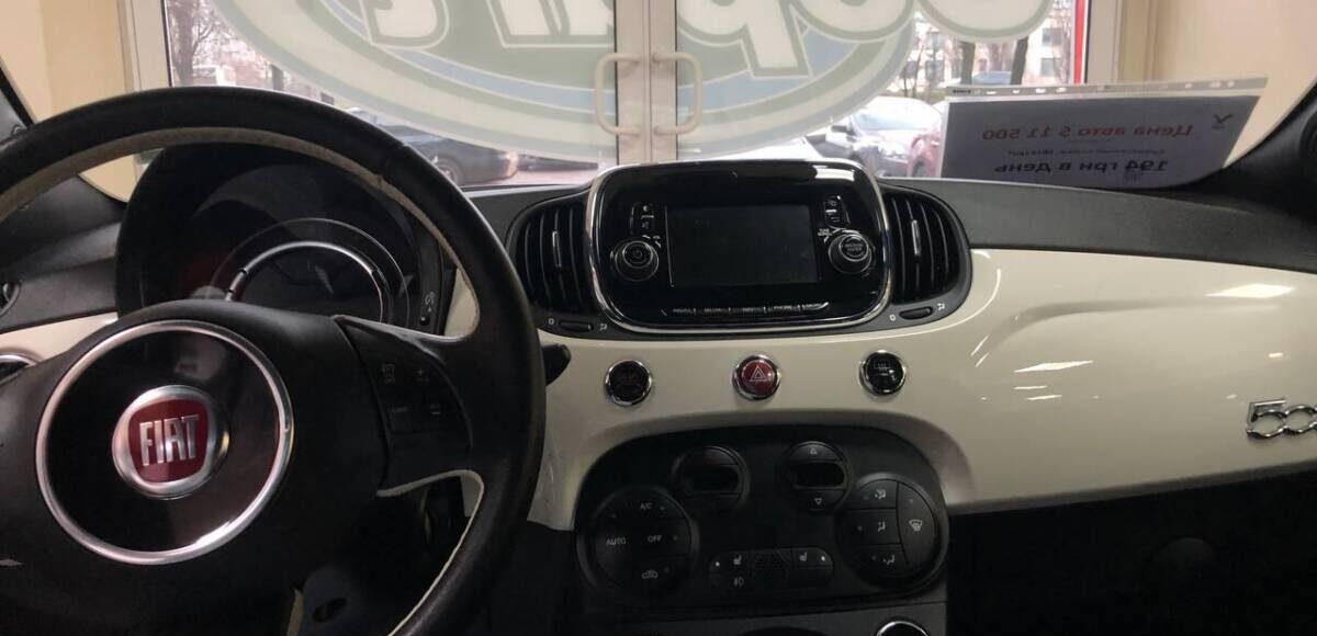 Купить FIAT 500e 2017 в Украине - 12