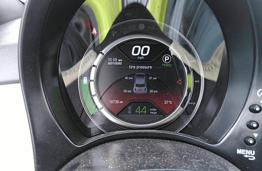 Купить FIAT 500e 2017 из США в Украине - 7