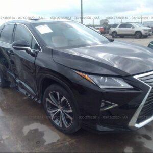 Купить LEXUS RX 350 2017 в Украине - 1