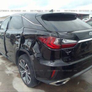 Купить LEXUS RX 350 2017 в Украине - 3