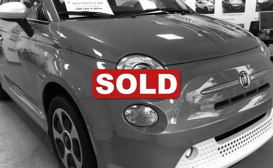 Купить FIAT 500e 2017 в Украине - 1