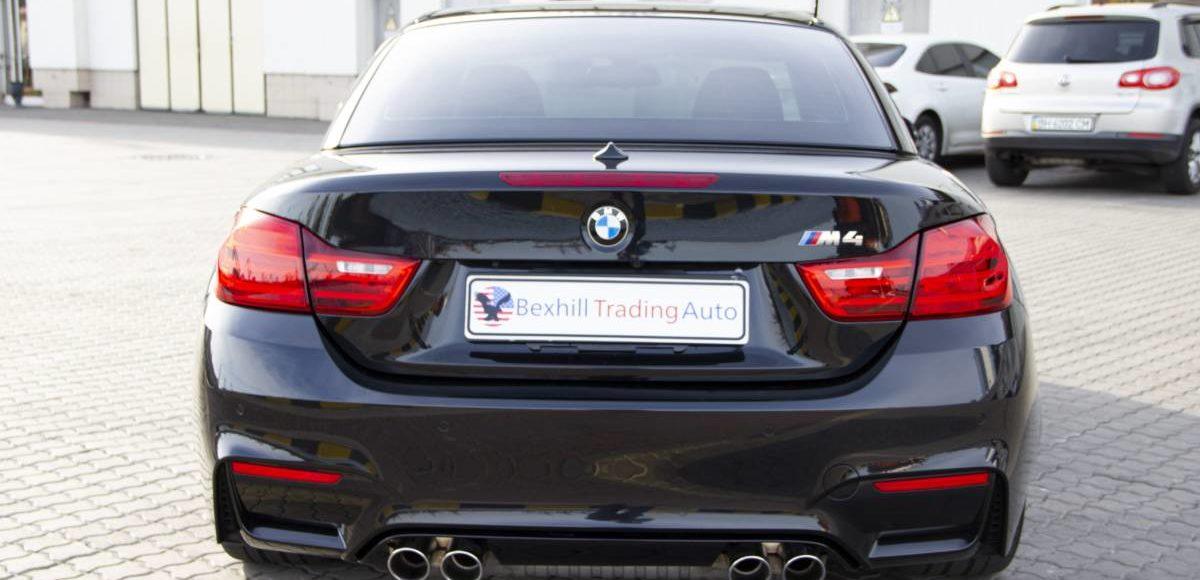 Купить BMW M4 Cabrio 2015 в Украине - 9