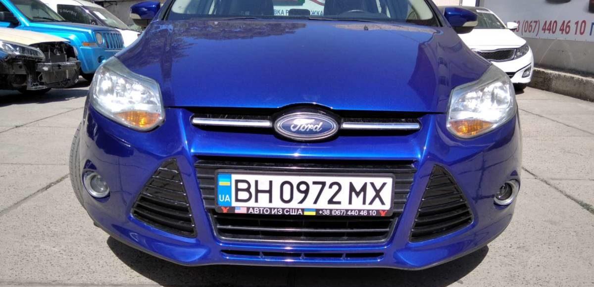 Купить FORD FOCUS 2012 в Украине - 2