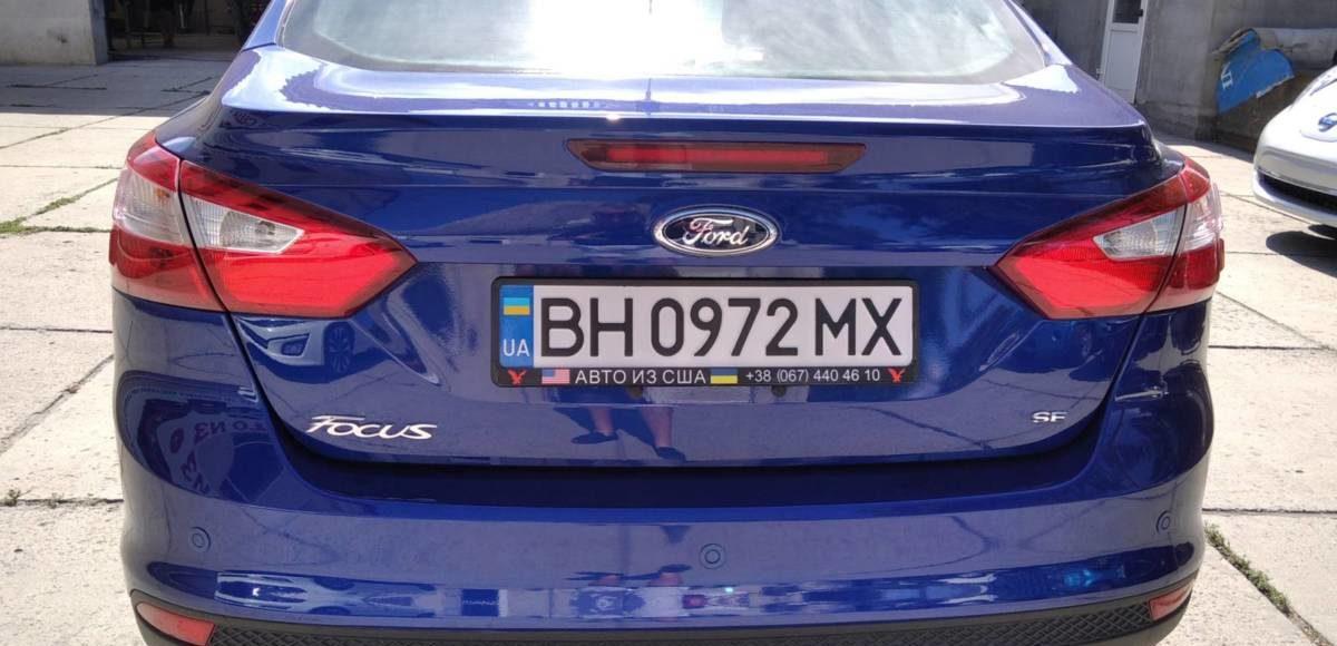Купить FORD FOCUS 2012 в Украине - 6