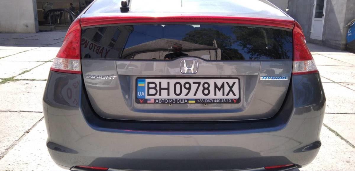Купить HONDA INSIGHT 2011 в Украине - 6