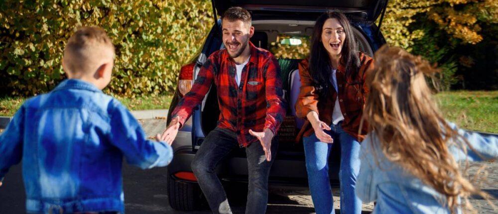 Какое авто выбрать для семьи?