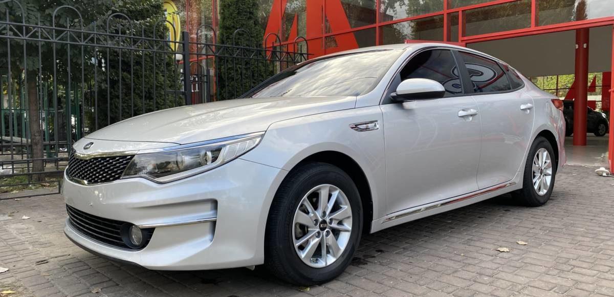 Купить KIA K5 2016 в Украине - 2