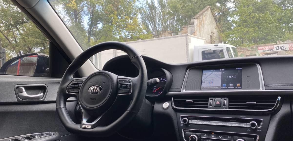 Купить KIA K5 SX 2016 в Украине - 14
