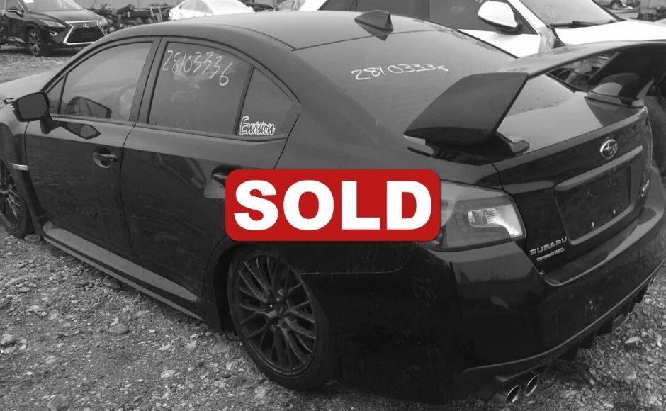 Купить SUBARU WRX STI 2015 в Украине - 1
