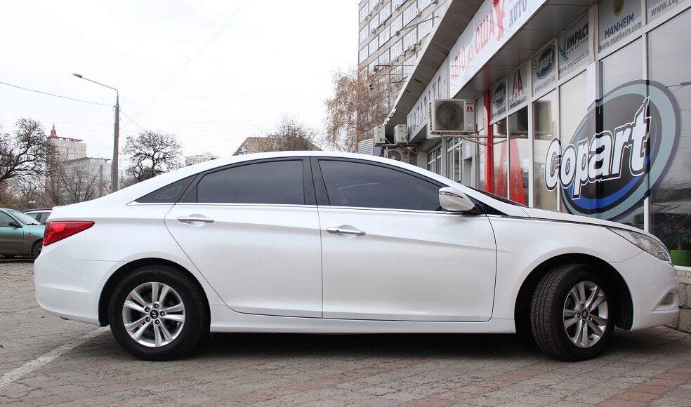 Купить HYUNDAI SONATA 2012 в Украине - 8