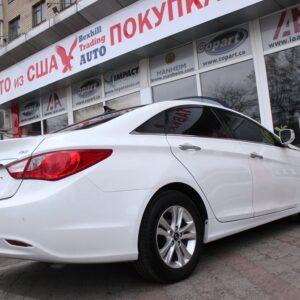 Купить HYUNDAI SONATA 2012 в Украине - 9