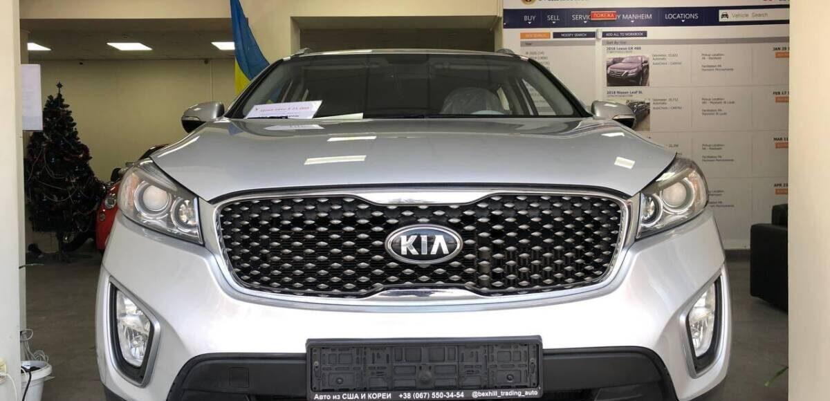Купить Kia Sorento 2015 в Украине - 2